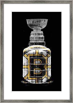 Stanley Cup 3 Framed Print