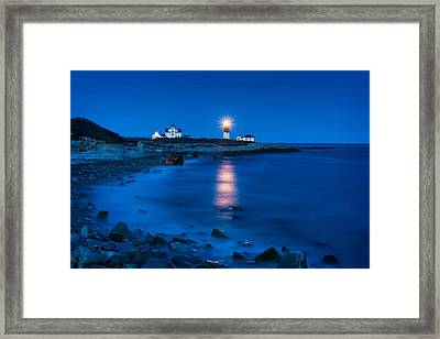 Star Beacon Framed Print