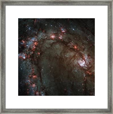 Star Birth  Framed Print