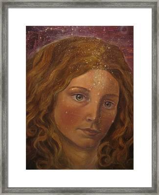 Star Sister Framed Print