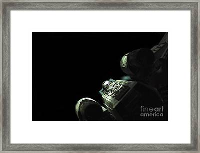 Star Wars X-wing Framed Print