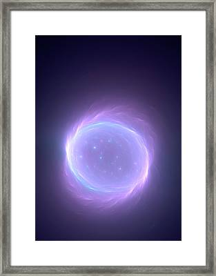 Starbirth Framed Print by David Parker