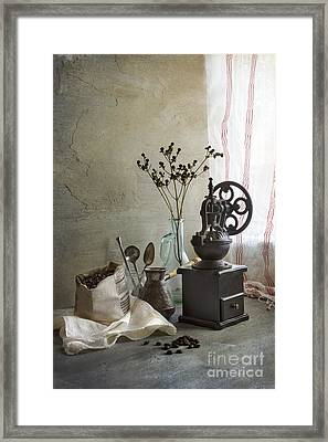Starbucks 1870 Framed Print by Elena Nosyreva