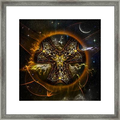 Starcatcher Framed Print