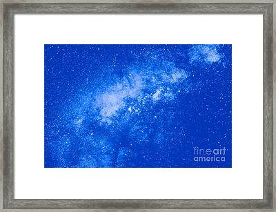 Starfield Framed Print