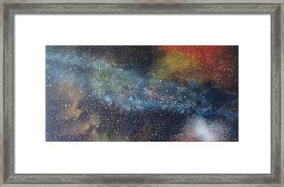 Stargasm Framed Print