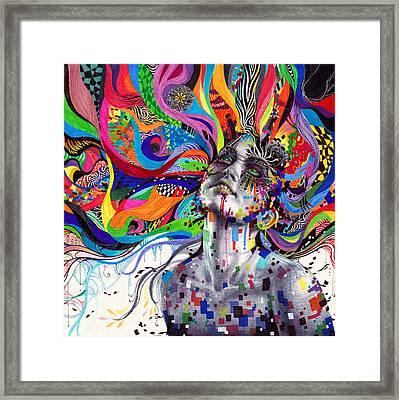 Stargaze Framed Print