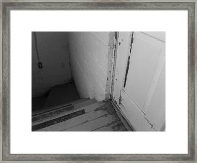 Stark Framed Print by Jaime Neo