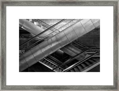 Starless Framed Print