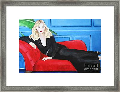Starlet Framed Print by Venus