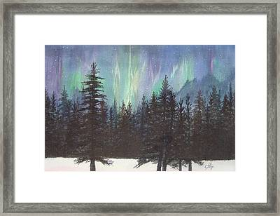 Starlight Dance Framed Print