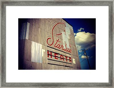 Starlite  Framed Print by Trish Mistric