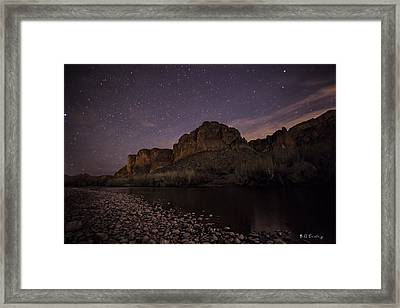 Starry Eyed Framed Print by Bill Cantey