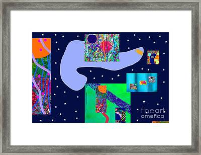 Starry Night Dreams Framed Print