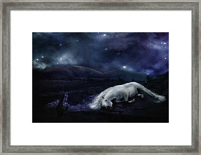 Starry Night Framed Print by Pati Photography