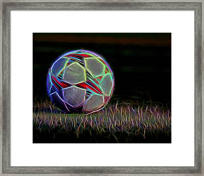 Stars Framed Print by Kelley King