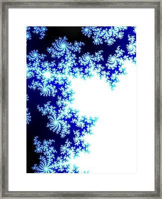 Stars Framed Print by Nico Bielow