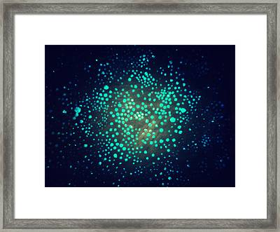 Stars Up Framed Print
