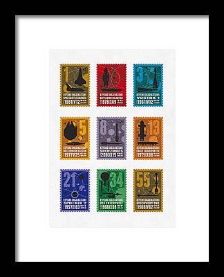 Tardis Framed Prints