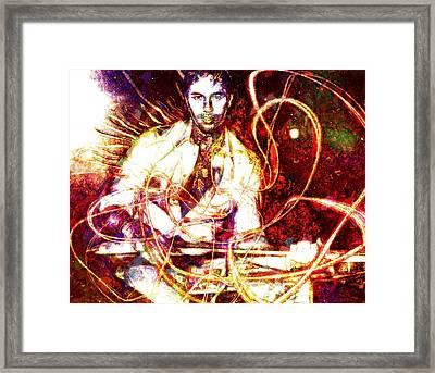 Stat Framed Print by Bogdan Floridana Oana