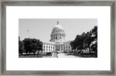 State Capitol Building Framed Print