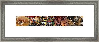 State Fair Framed Print by Panoramic Images
