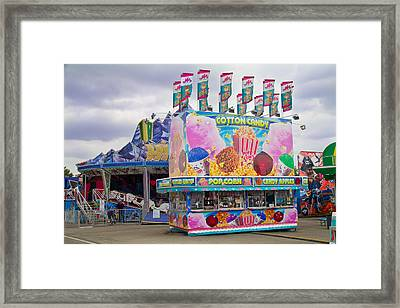 Framed Print featuring the photograph State Fair by Steven Bateson