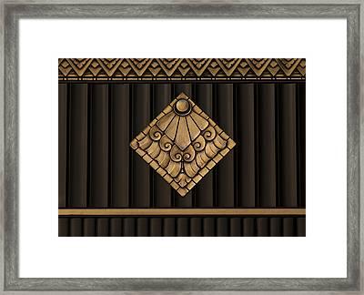 Stately Elegance Framed Print by Christi Kraft