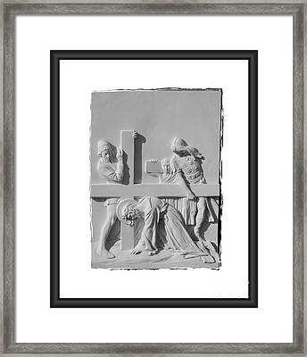 Station V I I Framed Print