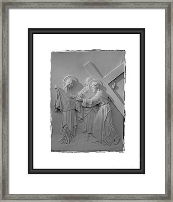 Station V I Framed Print