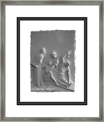 Station X I Framed Print