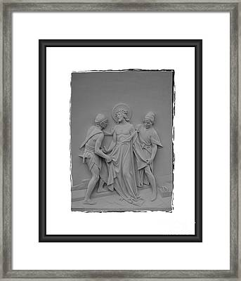 Station X Framed Print