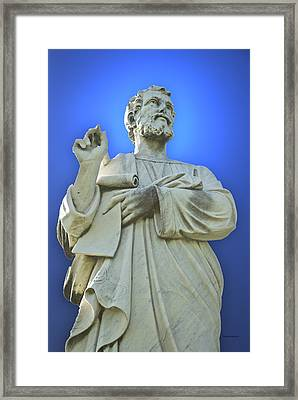 Statue 03 Framed Print by Thomas Woolworth