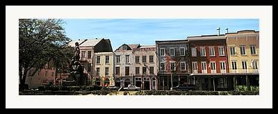 Bienville Framed Prints