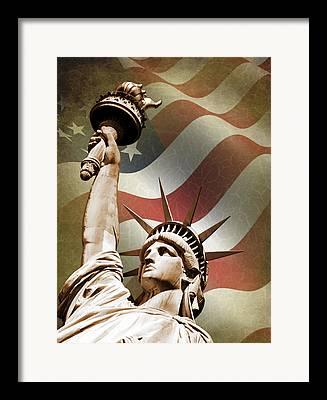 Liberty Photographs Framed Prints