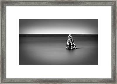 Stay Alone Framed Print by Tommaso Di Donato