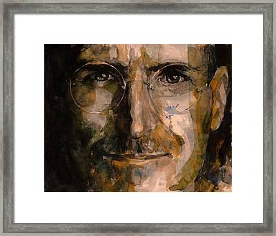 Steve... Framed Print by Laur Iduc