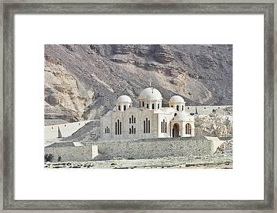 St. Anthony Monastery Framed Print