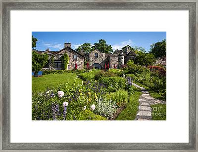 Ste. Anne's Spa Framed Print