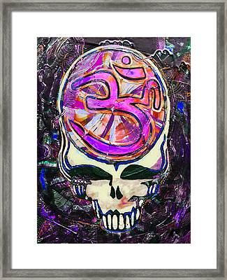 Steal Your Search For The Sound Two Framed Print