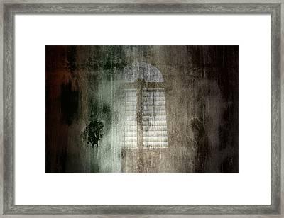 Stealing Generations Framed Print