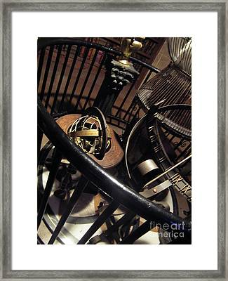 Steam Punk Travel Framed Print