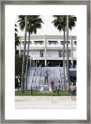 Steinbrenner Framed Print