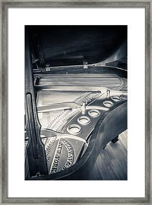 Steinway Framed Print