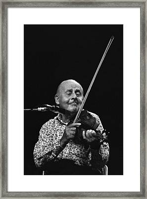 Stephane Grappelli   Framed Print