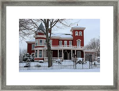 Stephen Kings Victorian Framed Print