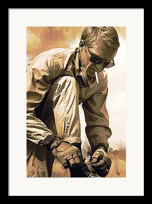 The Great Escape Framed Prints