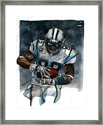 Steve Smith Framed Print