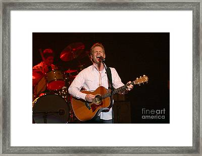Steven Curtis Chapman 8304 Framed Print by Gary Gingrich Galleries