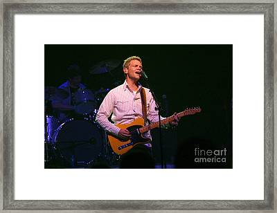 Steven Curtis Chapman 8431 Framed Print by Gary Gingrich Galleries
